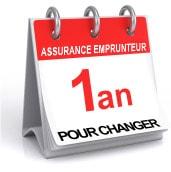 Assurance emprunteur : 12 mois pour changer d'assureur