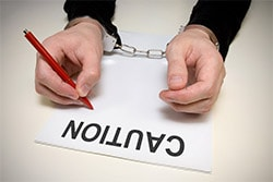 Caution de prêt immobilier : pas de concurrence !