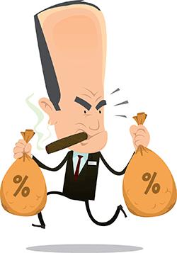 Des redresseurs de taux bidons ?