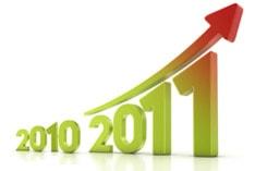 Prêt immobilier : Forte hausse des taux début 2011