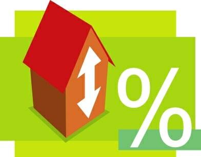 La baisse des taux crée du pouvoir d'achat immobilier