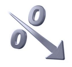 Baisse des taux de prêt immobilier