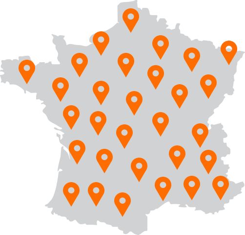 Nos partenaires en France